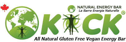 Kick Natural Energy Bar KickBar®